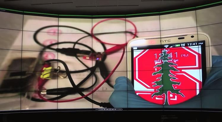 Stanford – nabití mobilu za jednu minutu s novými bateriemi