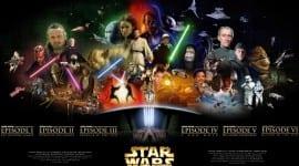 Star Wars kolekce v obchodech Play, iTunes a Amazon