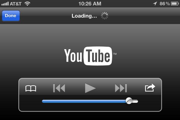 Návod pro iOS, jak poslouchat YouTube videa na pozadí