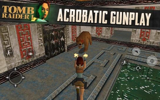 Tomb Raider I dostupný i pro Android