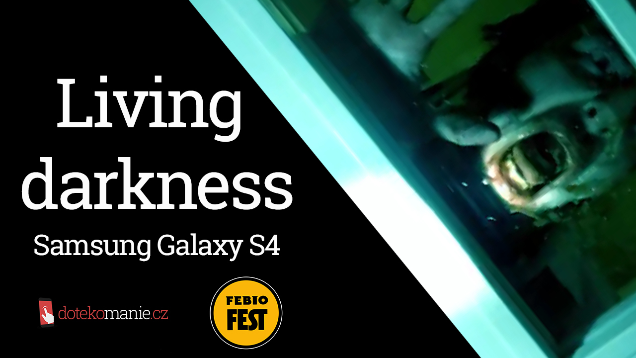 Living darkness – I ty jsi filmařem [Febiofest 2015]