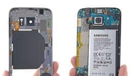 Výměna baterie u Galaxy S6/S6 Edge vyjde draze