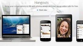 Prezentace s podporou Hangouts v přípravě?
