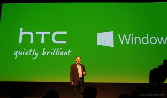 HTC spolupracuje s Microsoftem na novém modelu