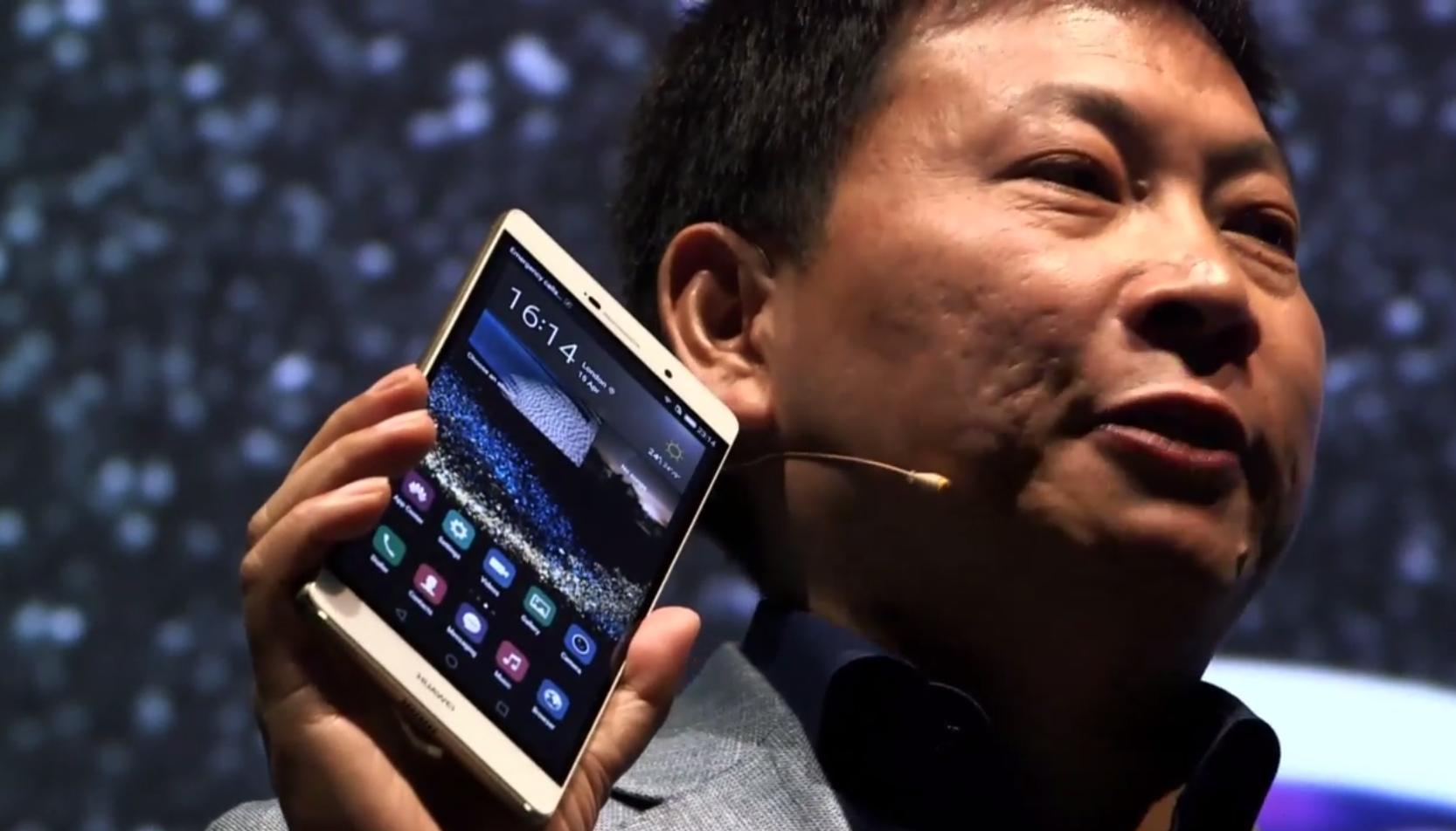 Huawei P8 Max – větší dvojče s mírnými vylepšeními