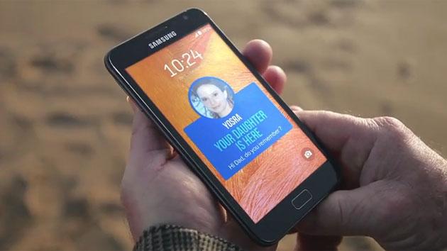 Aplikace vyvinuta s pomocí Samsungu pomáhá pacientům s Alzheimerovou chorobou