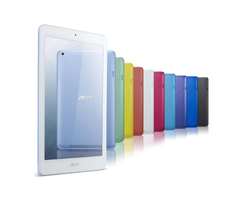 Acer představil nový tablet Iconia One 8