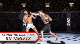 Pořádné zápasy pro mobilní zařízení – EA SPORTS™ UFC