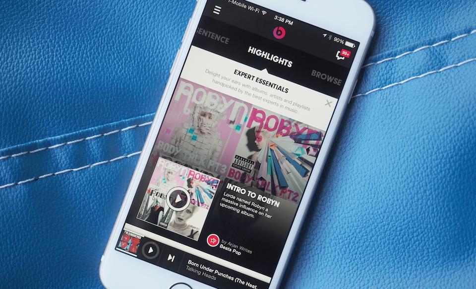 Apple možná nabídne hudbu zdarma s novou aplikací