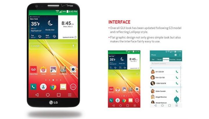 Dorazila aktualizace Android 5.0 lollipop pro LG G2