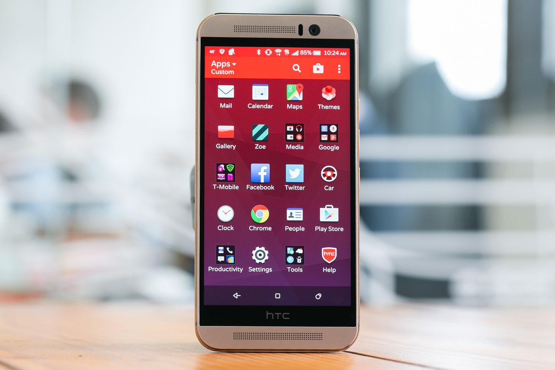 HTC aktualizovalo své aplikace v Play store