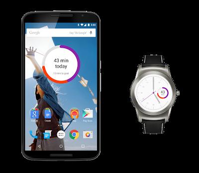 Aplikace Google Fit přichází s novými funkcemi