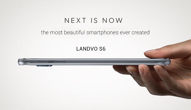 Landvo S6 je levnou kopií Galaxy S6