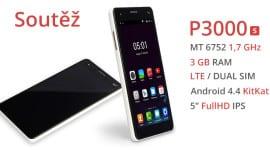 Soutěž o bestii ze střední třídy – Elephone P3000S 3GB RAM [ukončena]