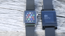 [Swajp] Souboj hodinek: Apple Watch vs. Pebble