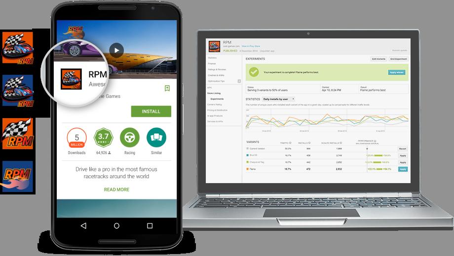 Obchod Play – novinky pro vývojáře i uživatele [Google I/O 2015]