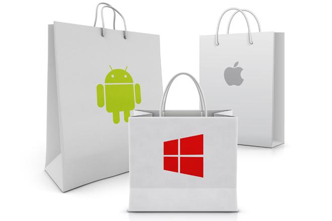 Prodeje smartphonů – Android si pohoršil v EU (EU5)