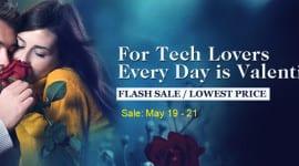 Pro všechny technologické nadšence přichází opět Valentýn (FLASH SALE)