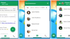 Nová verze Hangouts pro počítače (Mac OS, Linux, Chrome OS, Windows)