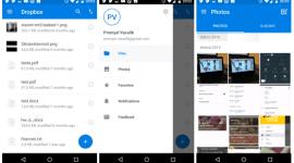 Dropbox pro Android v novém kabátu [aktualizováno]