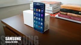 Samsung Galaxy S6 Edge – preview