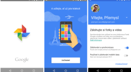 Fotky Google – záloha fotografií i bez aplikace