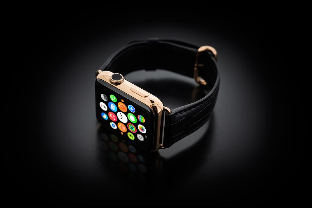 """""""Zlaté"""" Apple Watch od 948 dolarů [neoficiálně]"""