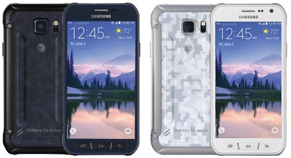 Samsung Galaxy S6 Active v přípravě