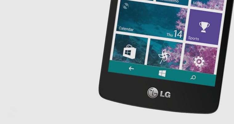 LG Lancet – po pěti letech návrat k Windows Phone