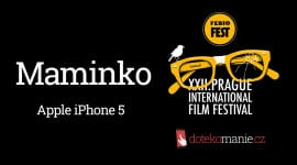Maminko – I ty jsi filmařem [Febiofest 2015]