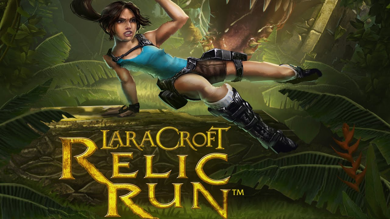 Lara Croft: Relic Run pro iOS a Android