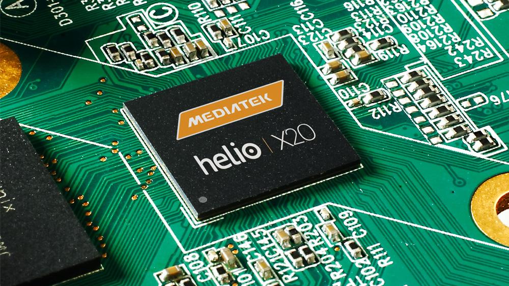 Mediatek zaujal novinkou Helio X20
