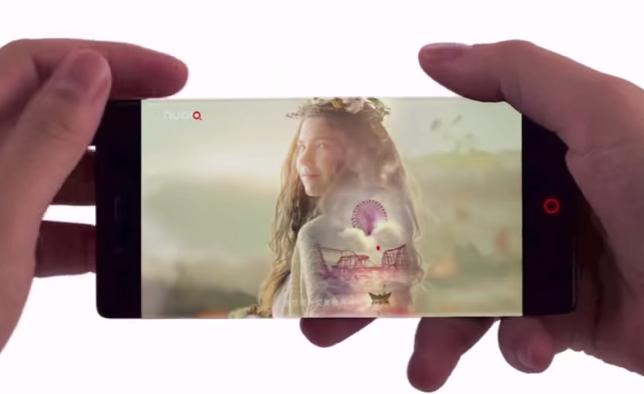 Nubia Z9 – první telefon plně bez rámečků a hardwarových tlačítek [aktualizováno]