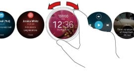Samsung Gear SDK – rotační rámeček a mnoho dalšího