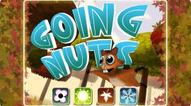 Going Nuts – Zábavná hra s veverkou pro malé