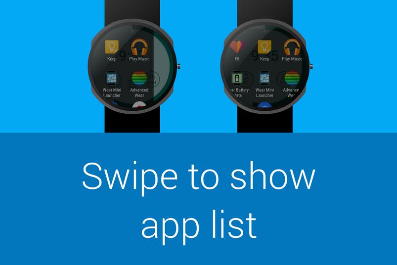 Wear Mini Launcher – nová verze a nové funkce