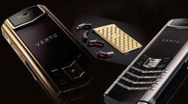Nový model Vertu for Bentley je připraven a cenovka byla stanovena na více než půl milionu korun