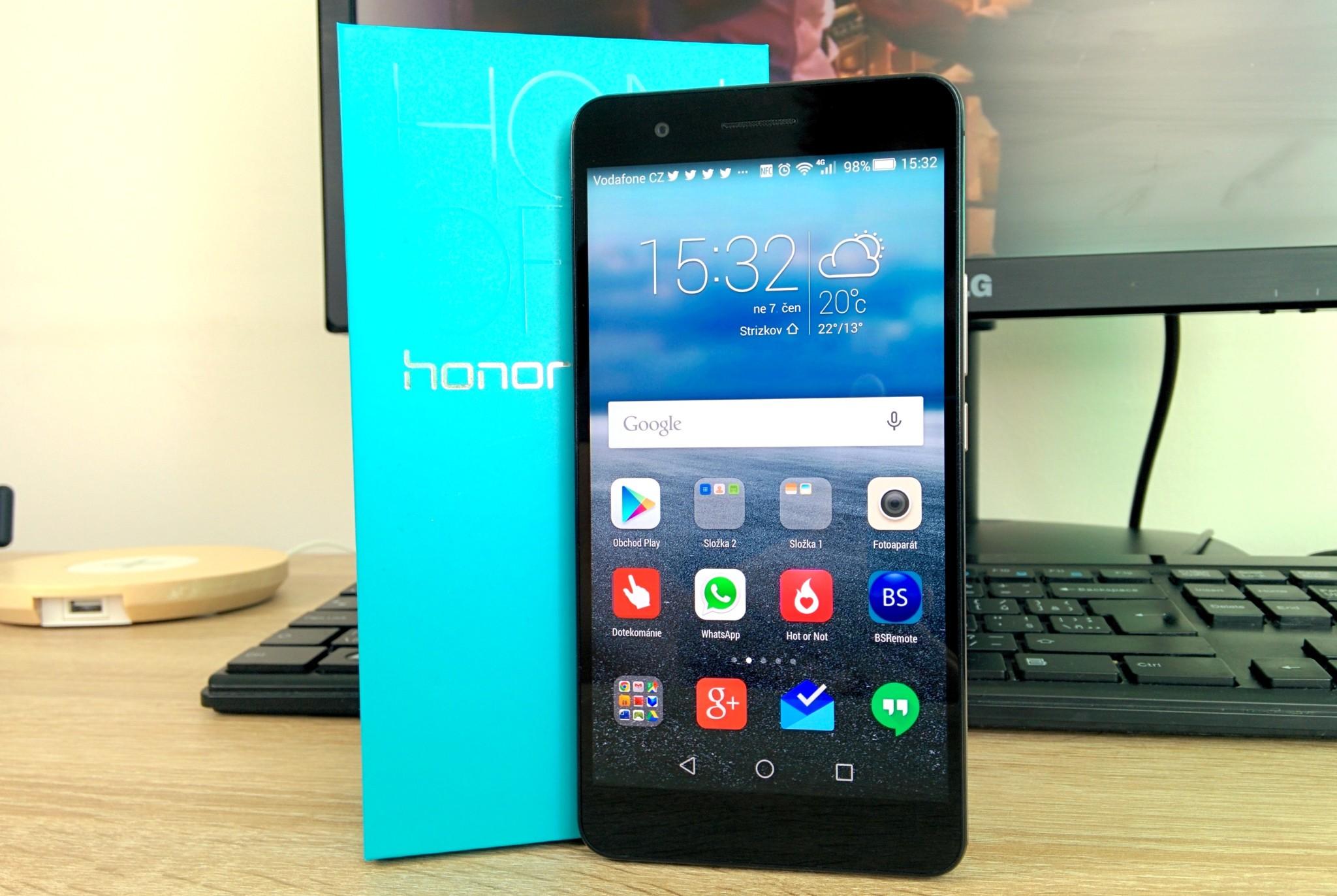 Honor 6 Plus – tříoký phablet [recenze]
