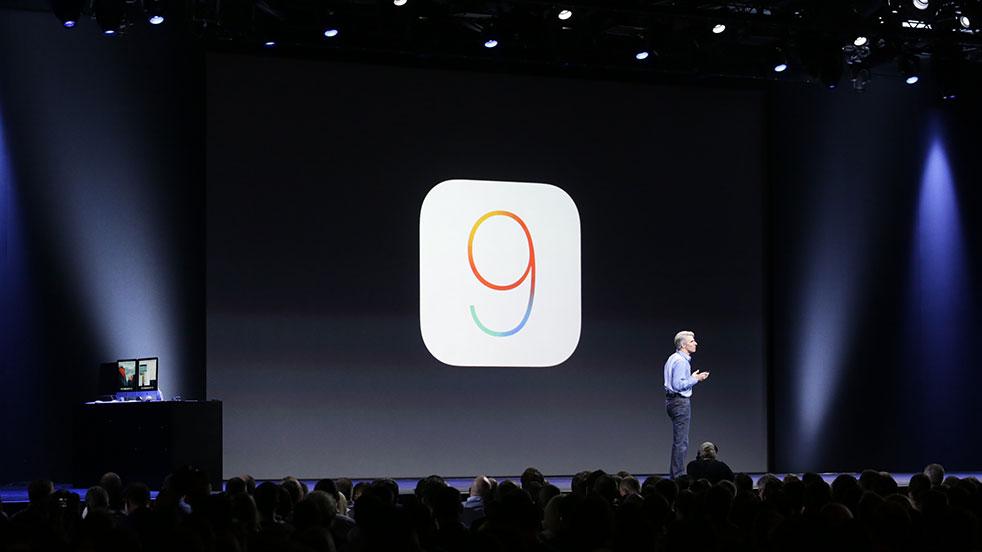 Apple představil iOS 9