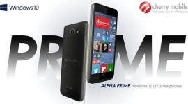 Cherry Mobile s Windows 10 se zařadí mezi první