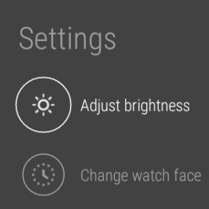 Android Wear Screenshot(7)