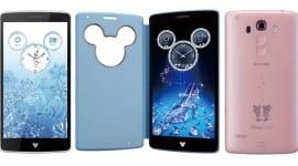 Disney Mobile s obalem Swarovski vyrobilo LG
