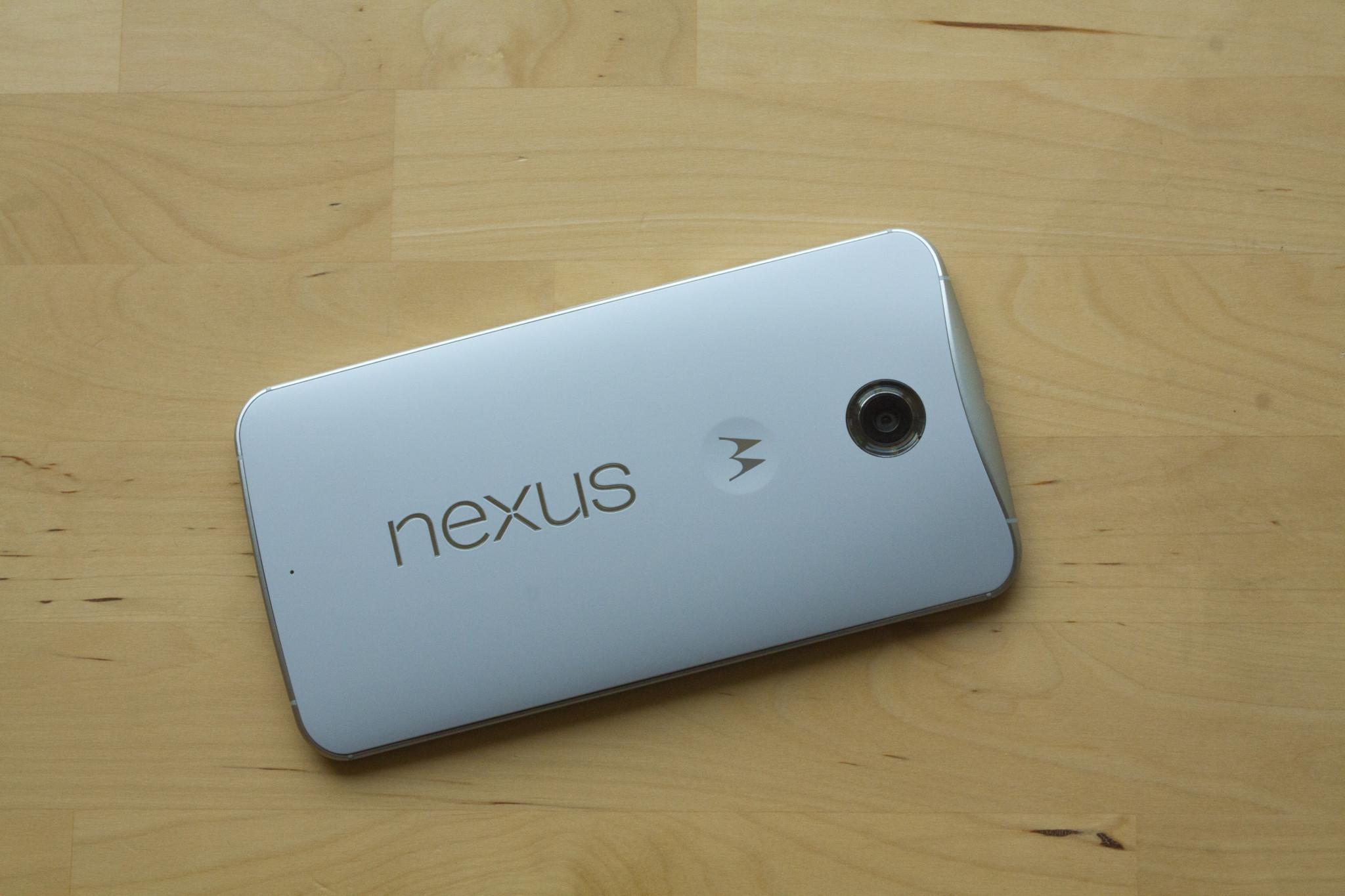 Nexus 6 – Lollipop ve velkém [recenze]