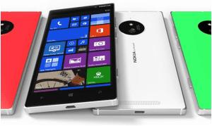 Lumia 940 render