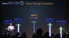 """Micromax Canvas Sliver 5 – další """"nejtenčí"""" telefon na světě"""