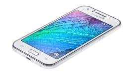 Samsung Galaxy J2 zachycen v GFXBench