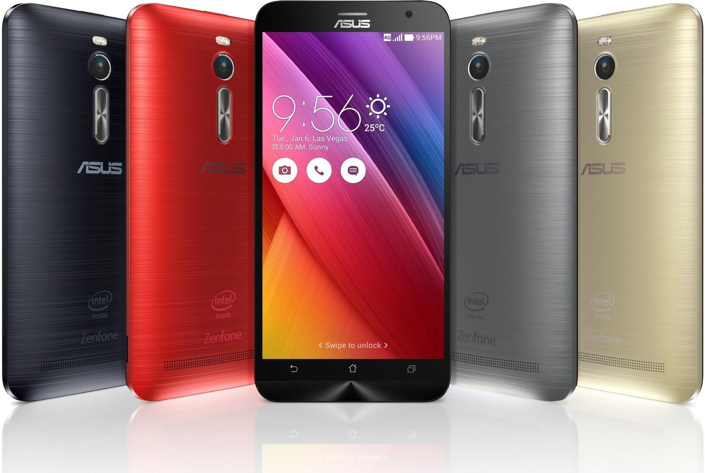 ASUS spustil v Česku prodej telefonů ZenFone 2