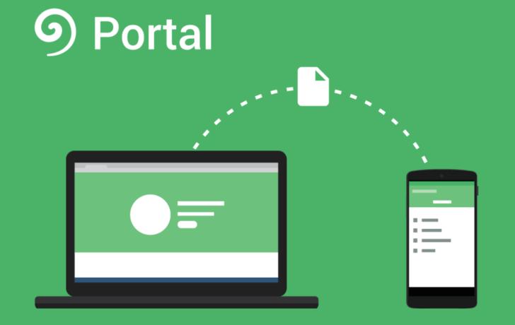 Portal – novinka od tvůrců Pushbullet