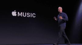 Apple Music je na vzestupu. Za půl roku nasbíral 10 milionů předplatitelů