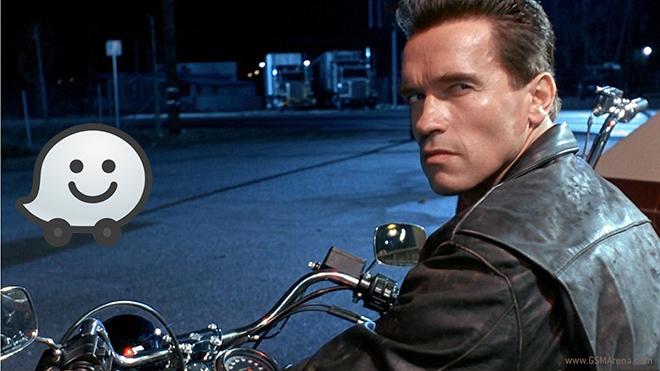 Waze – nově vás může navigovat Arnold Schwarzenegger [zajímavost]